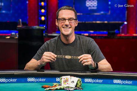 2018 World Series of Poker: Eric Baldwin siegt bei Event #37