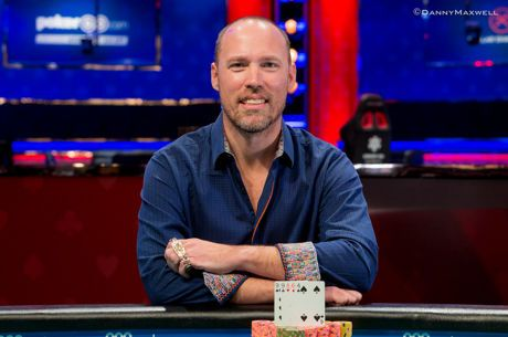 2018 World Series of Poker: Scott Bohlman holt Event #40