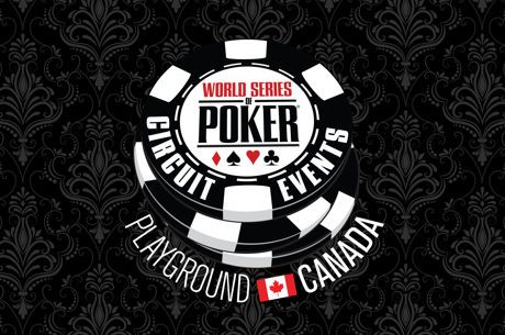 WSOP Circuit Ring Up for Grabs in Canada for First Time in Two Years