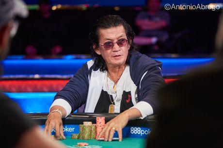 WSOP PLO 25.000$ : Scotty Nguyen en tête, David Benyamine bulle la finale
