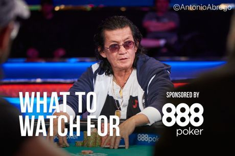 WSOP Day 25: Scotty Nguyen Leads the $25K PLO