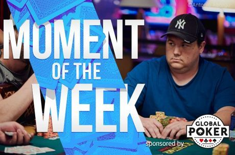 Moment of the Week: Deeb Takes Over 2018 WSOP POY Lead w/ $25K PLO Win