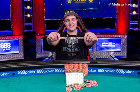 David Brookshire Wins WSOP $2,500 Mixed Omaha/Stud Hi-Lo 8 ($214,291)