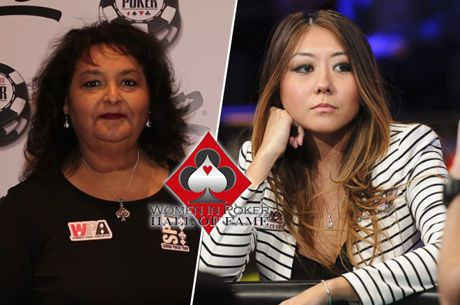 Maria Ho, Lupe Soto Honored at Women in Poker Hall of Fame Luncheon