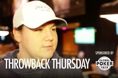 Throwback Thursday: Shaun Deeb & Controversy in the $50K