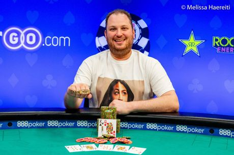 Scott Seiver Wins Event #52: $10,000 Limit Hold'em Championship ($296,222)