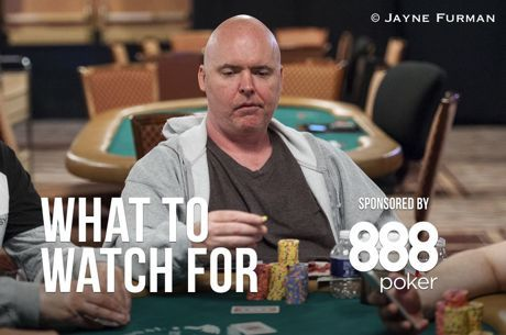 WSOP Day 31: John Hennigan Among Chip Leaders in $10,000 Razz Championship