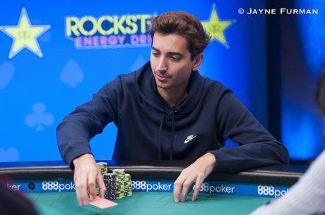 Assiste à Mesa Final de Diogo Veiga no Evento #54 das WSOP Aqui!