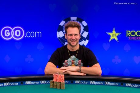 2018 World Series of Poker: Calvin Anderson gewinnt Event #56