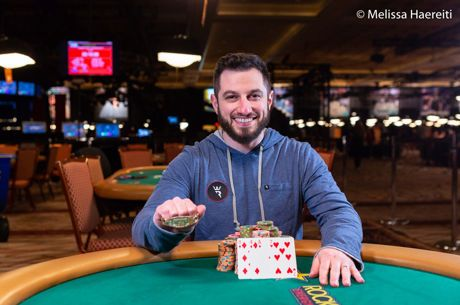 Galfond Wins 3rd Bracelet in $10,000 Pot-Limit Omaha Hi-Lo Championship