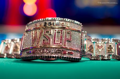 Comenzó la lucha por el brazalete del Main Event de las World Series of Poker 2018