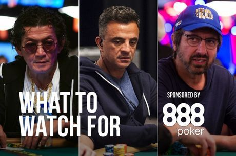 WSOP Day 35: Scotty Nguyen, Joe Hachem, Ray Romano Advance in Main Event