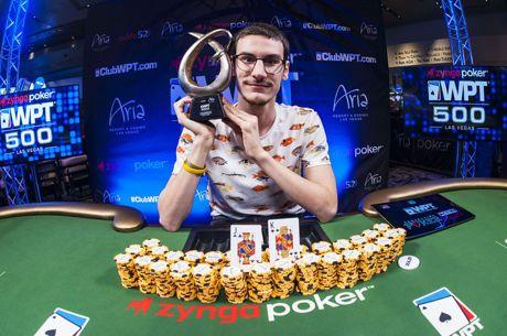 Ο Κυριάκος Παπαδόπουλος κατακτά το Zynga Poker WPT500 για...
