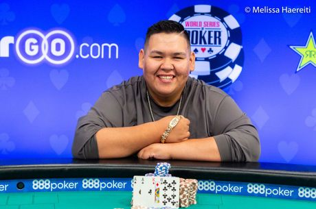 2018 World Series of Poker: Tim Andrew gewinnt Event #11