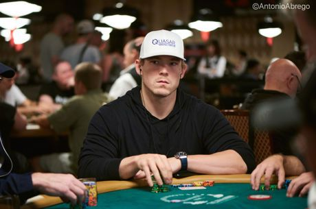 2018 World Series of Poker Main Event: Alex Foxen unter den Bigstacks