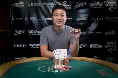 Dan Matsuzuki Conquista o Evento #64 da WSOP ($364,387)