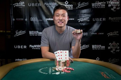 Matsuzuki Wins First WSOP Gold Bracelet in $10,000 Seven Card Stud Hi-Lo
