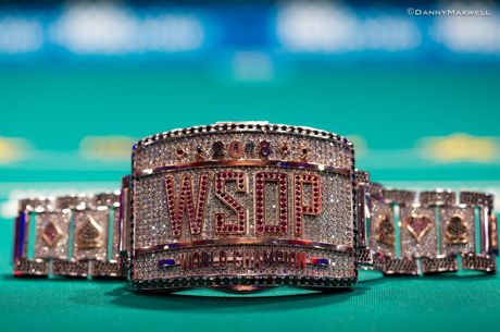 2018 World Series of Poker Main Event mit 7,874 Spielern