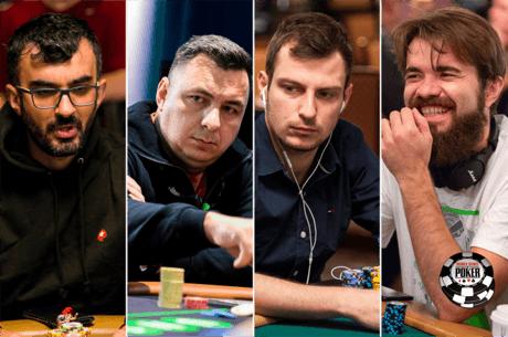 Alex Papazian, Marius Pertea, Vlad Darie si Florian Duta joaca ziua 2 a Main Eventului WSOP