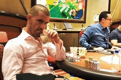 Jocuri fara precedent de mari in Las Vegas. Gus Hansen isi filmeaza stackul de 1.000.000 $
