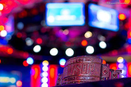 El Main Event de las WSOP logra la segunda mayor participación de la historia