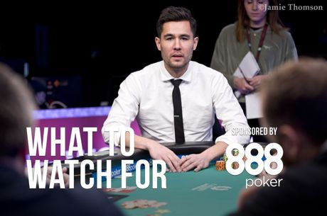 WSOP Day 37: Galen Hall Looks for 888 Title, Big Names Return in Main Event
