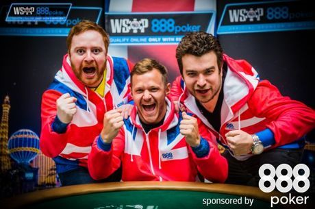 Team UK Leads 888poker 8-Team Competition Despite Losing Niall Farrell