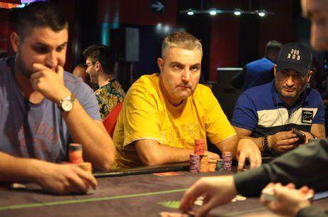 Nadie pudo con Jaume Niell en la primera jornada del CEP por PokerStars Alicante 2018