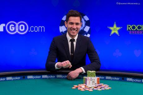 2018 World Series of Poker: Galen Hall gewinnt Event #62