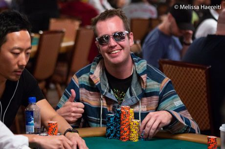 2018 World Series of Poker Main Event: Shawn Daniels führt