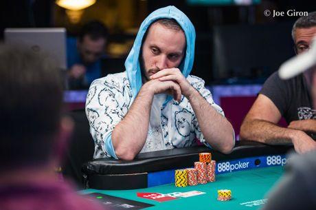 Στην 8η θέση του Event #66: $1,500 NLHE ο Γιώργος Ταβουλάρης...