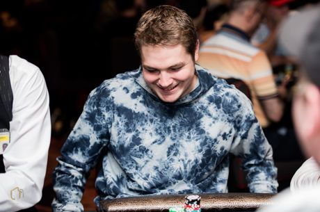 2018 World Series of Poker Main Event: Oliver Weis als Bigstack