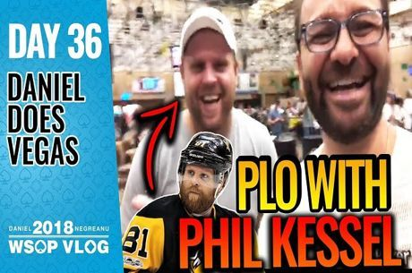 VLogs de Daniel Negreanu: Dia 36 da World Series of Poker 2018