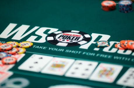WSOP pagrindinis turnyras - didžiausias nuo 2006-ųjų metų
