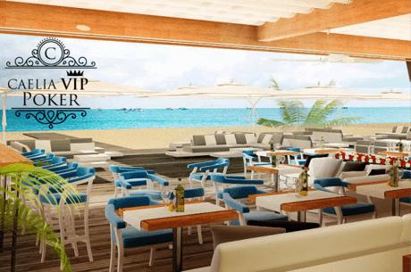 PokerFest anunta programul complet Caelia Beach VIP Poker Tournament, 16-19 iulie
