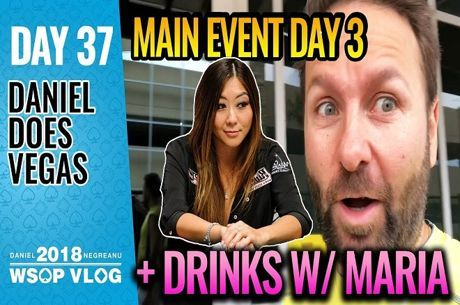 VLogs de Daniel Negreanu: Dia 37 da World Series of Poker 2018