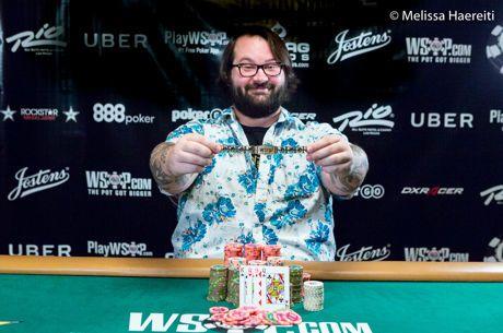 WSOP: Anderson Ireland Vence Evento #67: $1,500 Pot-Limit Omaha Bounty