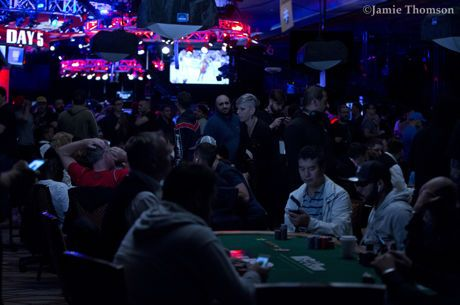 2018 WSOP Main Event Day 5: Dyer Races to Big Lead Before Power Outage