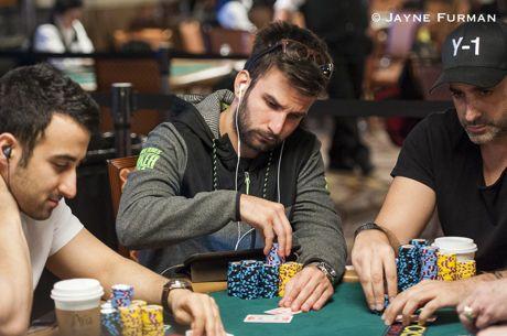 Επτά Έλληνες συνεχίζουν στη Day 2 του Event #68: $1,111 The Little...