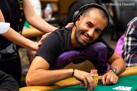 João Vieira 6º de 69 no Evento #70: $3,000 Limit Hold'em 6-Handed