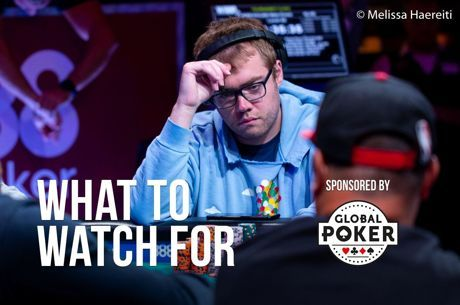 WSOP Day 42: Dyer Leads Main With Cada Still In, Bohlman Goes for Double