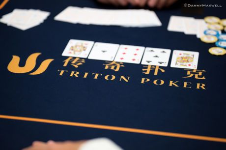 Triton Super High Roller Series Jeju Features Three Ante-Only Short Deck Events