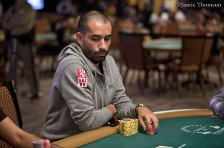 João Vieira no Dia Final do Evento #70: $3,000 Limit Hold'em 6-Handed