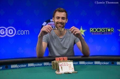 2018 WSOP (35) - RONALD KEIJZER WINT EVENT #69: $3.000 PLO [6-MAX] VOOR $475.033!