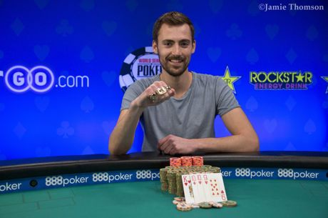 Ronald Keijzer Wins $3,000 Pot-Limit Omaha 6-Handed for $475,033