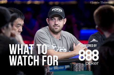 WSOP Day 43: Big Names Left in $5K NLHE, Cada Advances in Main Event