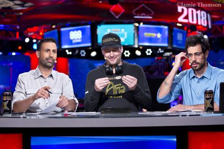 2018 World Series of Poker: Phil Hellmuth holt 15. Bracelet