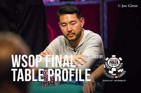 WSOP Main Event Final Table Profile: John Cynn