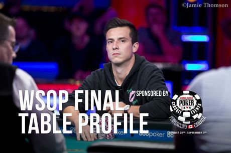 WSOP Main Event Final Table Profile: Alex Lynskey