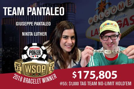 Indian Superwoman Nikita Luther Wins WSOP 2018 $1000 Tag Team Event